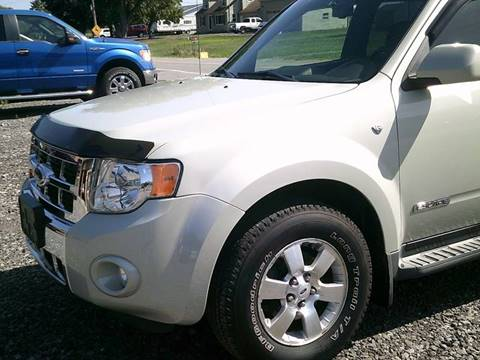 2008 Ford Escape for sale in Hilton, NY