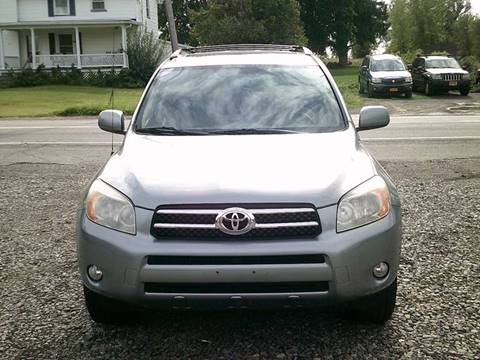 2007 Toyota RAV4 for sale in Hilton, NY