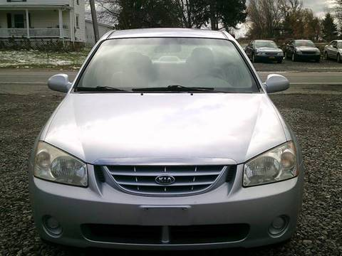 2006 Kia Spectra for sale in Hilton, NY