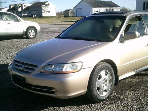 2002 Honda Accord for sale in Hilton, NY