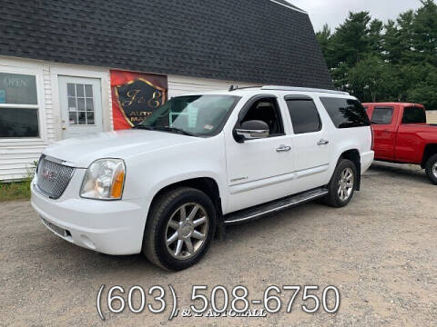 2007 GMC Yukon XL for sale at J & E AUTOMALL in Pelham NH
