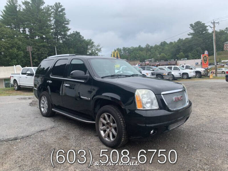 2007 GMC Yukon for sale at J & E AUTOMALL in Pelham NH