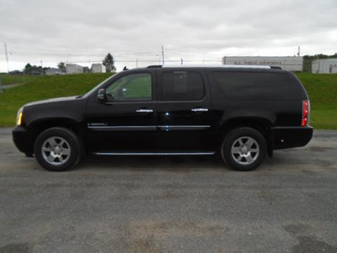 2007 GMC Yukon XL for sale in Shippensburg PA