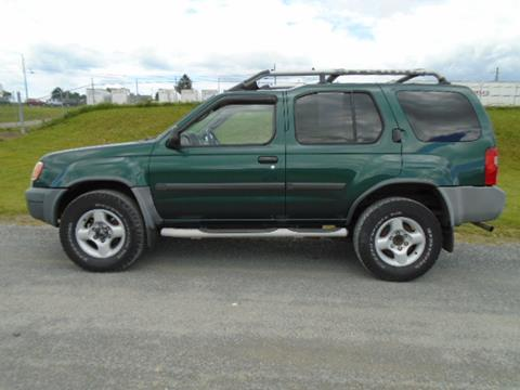 2001 Nissan Xterra for sale in Shippensburg, PA