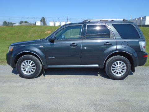 2008 Mercury Mariner for sale in Shippensburg PA