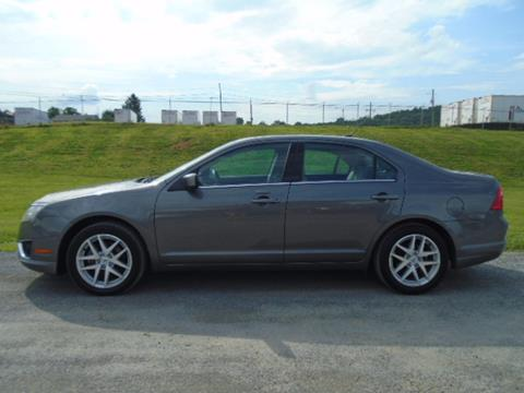 2012 Ford Fusion for sale in Shippensburg, PA