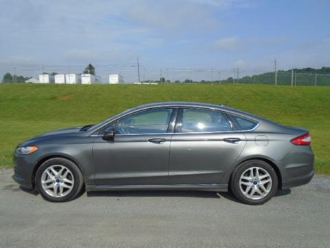 2014 Ford Fusion for sale in Shippensburg, PA