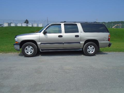 2001 Chevrolet Suburban for sale in Shippensburg, PA