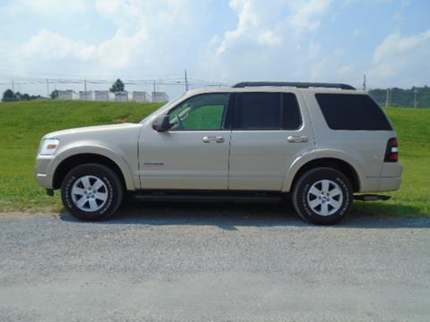 2007 Ford Explorer for sale in Shippensburg PA