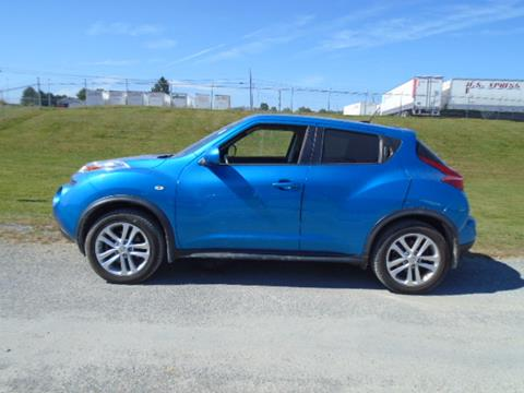2011 Nissan JUKE for sale in Shippensburg, PA