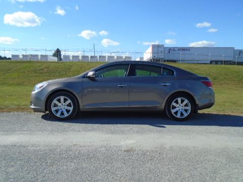 2010 Buick LaCrosse for sale in Shippensburg, PA