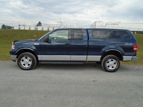 2004 Ford F-150 for sale in Shippensburg, PA