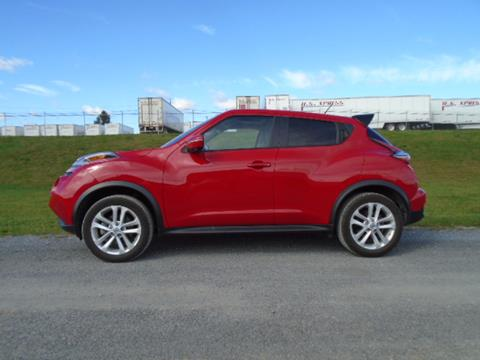 2015 Nissan JUKE for sale in Shippensburg PA