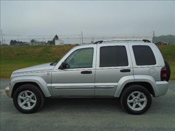 2007 Jeep Liberty for sale in Shippensburg, PA
