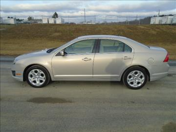 2010 Ford Fusion for sale in Shippensburg, PA