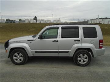 2010 Jeep Liberty for sale in Shippensburg, PA