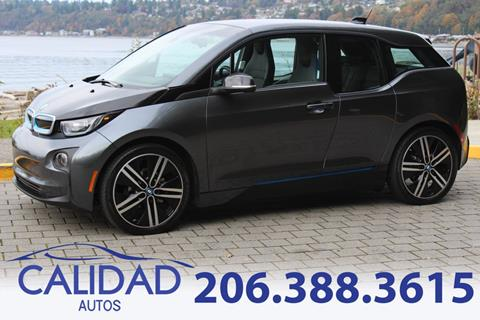 2017 BMW i3 for sale in Burien, WA