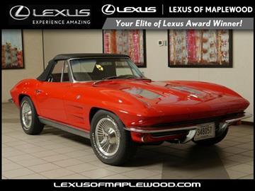 1963 Chevrolet Corvette for sale in Maplewood, MN