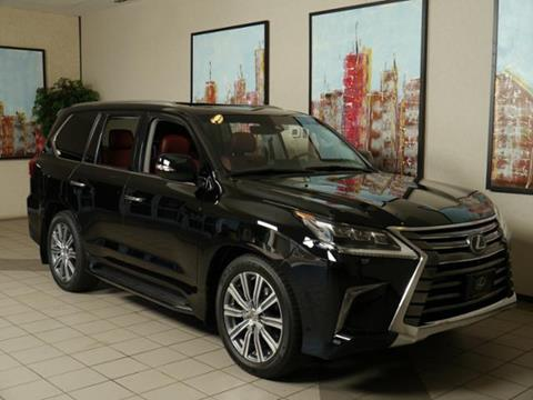 2017 Lexus LX 570 for sale in Maplewood, MN