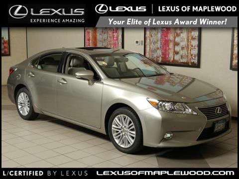 2015 Lexus ES 350 for sale in Maplewood, MN