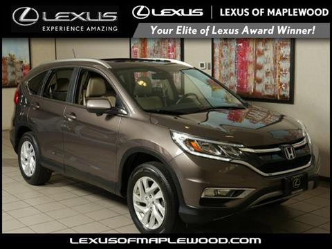 2015 Honda CR-V for sale in Maplewood, MN