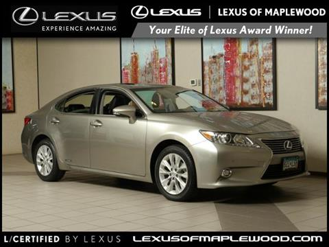 2015 Lexus ES 300h for sale in Maplewood, MN