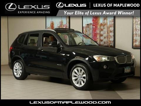 2015 BMW X3 for sale in Maplewood, MN