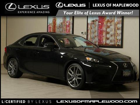 2015 Lexus IS 250 for sale in Maplewood, MN