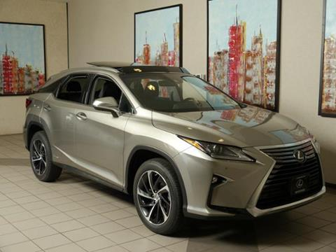 2017 Lexus RX 450h for sale in Maplewood, MN
