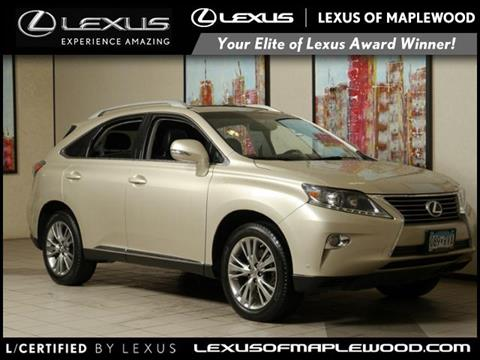 2013 Lexus RX 350 for sale in Maplewood, MN