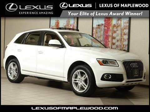2017 Audi Q5 for sale in Maplewood, MN