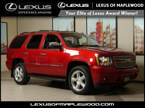 2012 Chevrolet Tahoe for sale in Maplewood, MN