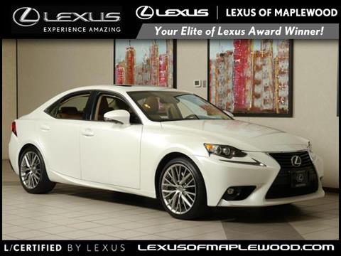 2016 Lexus IS 300 for sale in Maplewood, MN