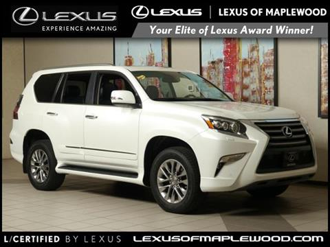 2015 Lexus GX 460 for sale in Maplewood, MN