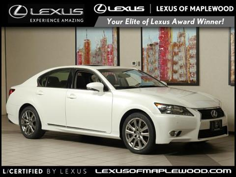 2013 Lexus GS 350 for sale in Maplewood, MN