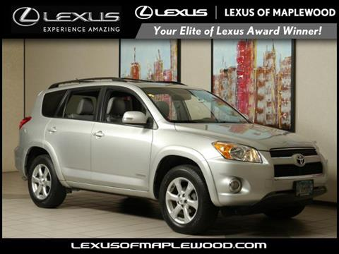 2011 Toyota RAV4 for sale in Maplewood, MN