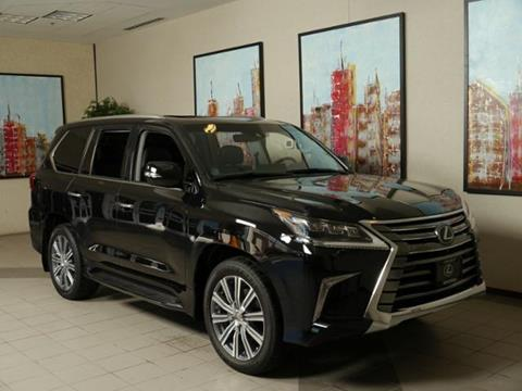 2018 Lexus LX 570 for sale in Maplewood, MN