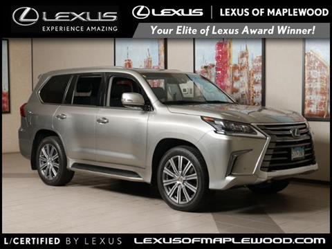 2016 Lexus LX 570 For Sale - Carsforsale.com®