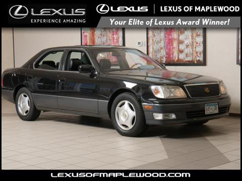 1999 Lexus LS 400 for sale in Maplewood, MN