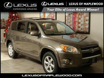 2012 Toyota RAV4 for sale in Maplewood, MN
