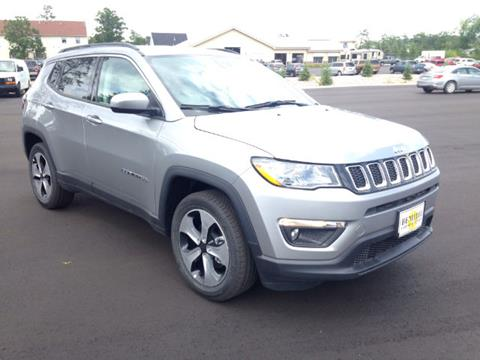 2017 Jeep Compass for sale in Bemidji, MN