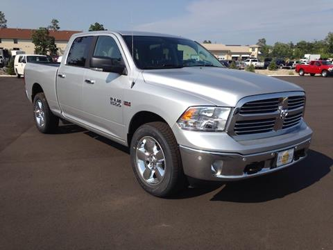 2017 RAM Ram Pickup 1500 for sale in Bemidji MN