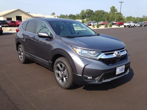 2017 Honda CR-V for sale in Bemidji MN