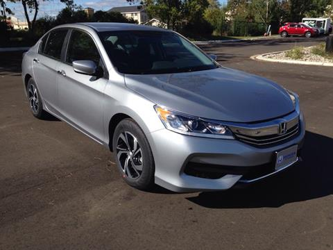 2017 Honda Accord for sale in Bemidji MN