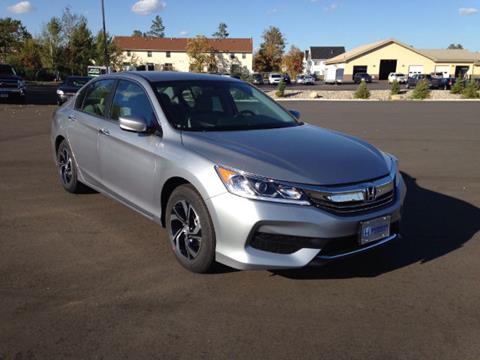 2017 Honda Accord for sale in Bemidji MN