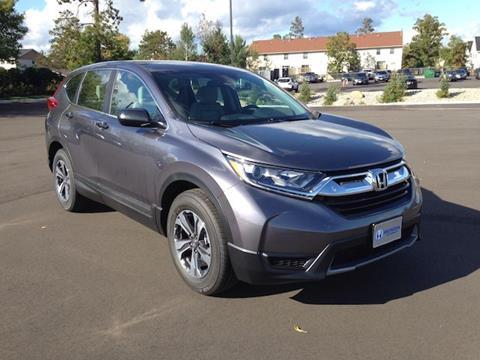 2017 Honda CR-V for sale in Bemidji, MN