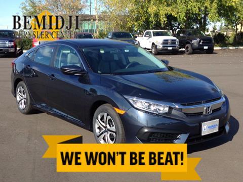 2017 Honda Civic for sale in Bemidji, MN