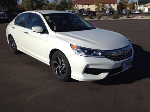 2017 Honda Accord for sale in Bemidji, MN