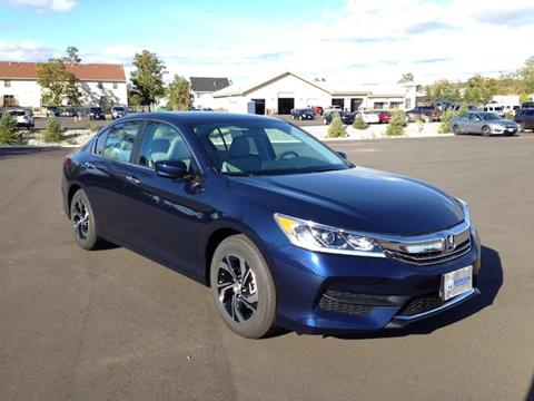 2017 Honda Accord for sale in Bemidji, MN
