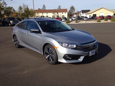 2017 Honda Civic for sale in Bemidji MN